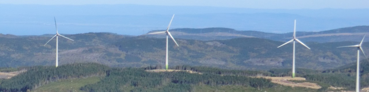 Beaupré wind farm
