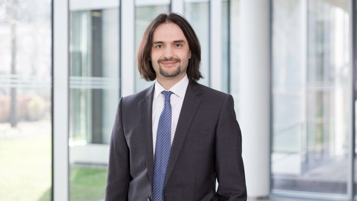 Portrait Dr. Velibor Marjanovic