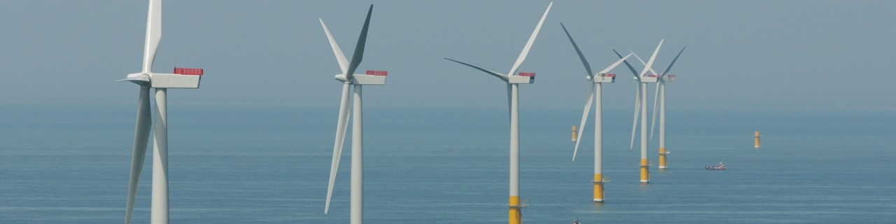 Offshore Windpark Great Britain