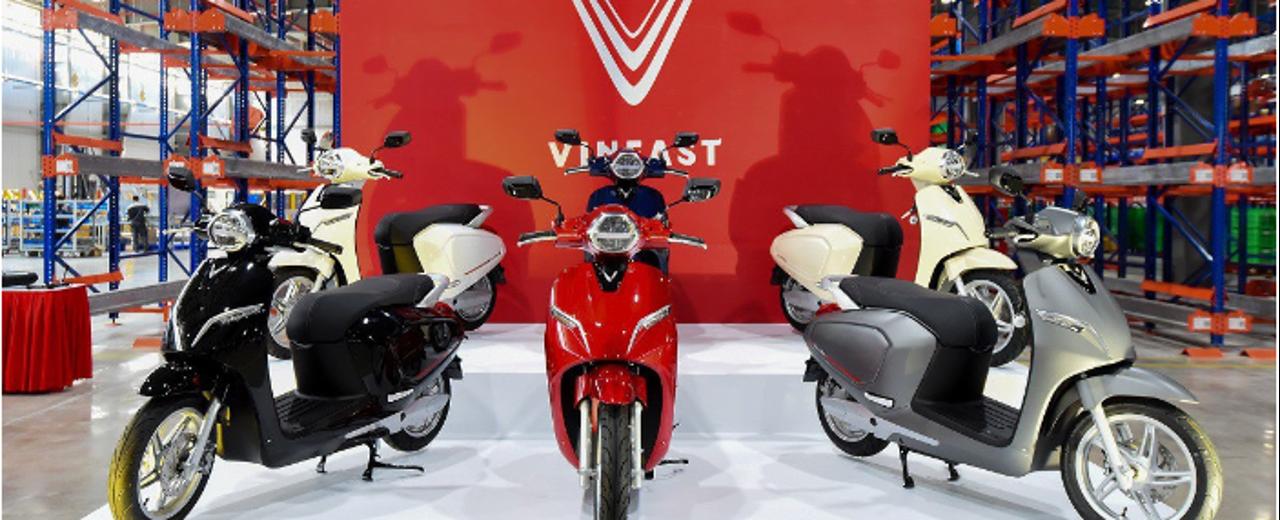drei Motorräder