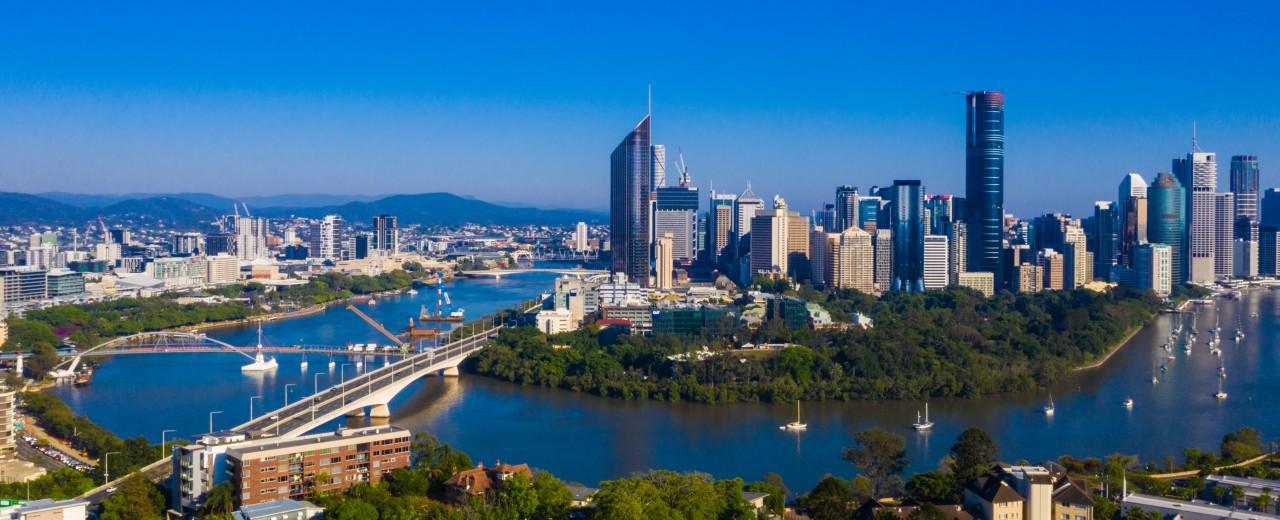 foto of the city of Brisbane, Australia