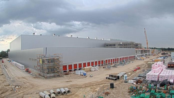 REWE Logistikzentrum Henstedt-Ulzburg