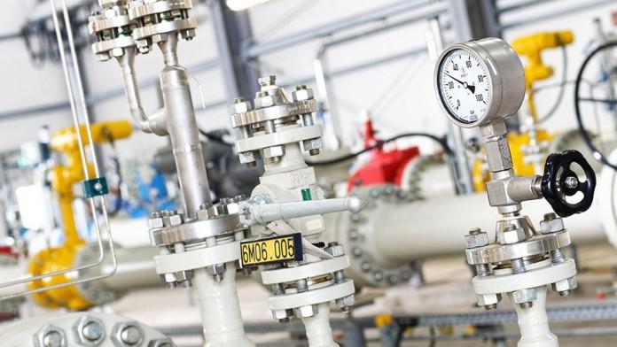 Wasserstoff-Versorgungsleitung für den Transport von grünem Wasserstoff