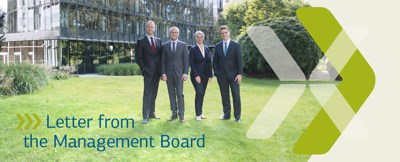 KfW IPEX-Bank: Management Board